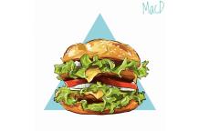 """Доставка еды """"МакДональдс"""""""
